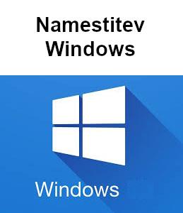 NAmestitev Microsoft Windows